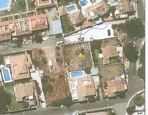 Tomtmark för bostäder i Calypso R183497