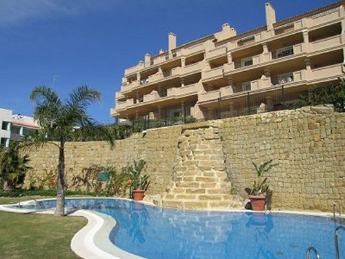 A New Apartment, South East facing with Sea Views and comprising of 2 Bedrooms, 2 Bathrooms (one is ,Spain