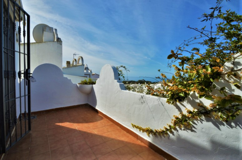 Townhouse, Reserva de Marbella, Costa del Sol. 2 Bedrooms, 2 Bathrooms, Built 85 m², Terrace 38 m². ,Spain