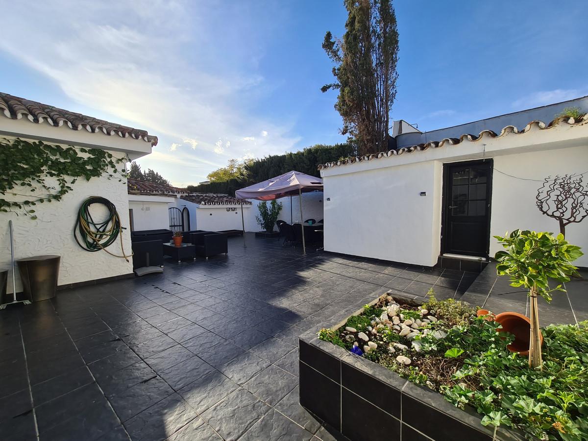 Detached Villa, Benalmadena, Costa del Sol. 2 Bedrooms, 1 Bathroom, Built 122 m², Terrace 179 m².  S,Spain