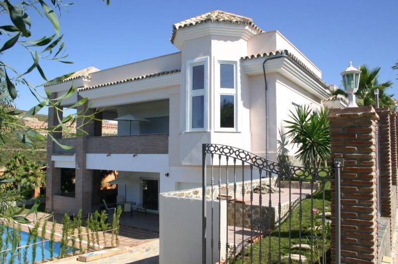 Freistehende Villa in Benahavís