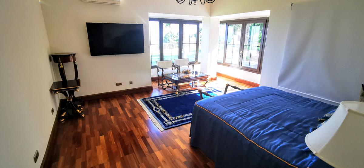 7 Dormitorio Chalet En Venta - La Zagaleta, Benahavis