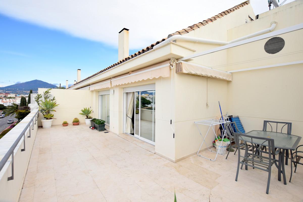 Penthouse for sale in San Pedro de Alcantara - San Pedro de Alcantara Penthouse - TMRO-R3339844