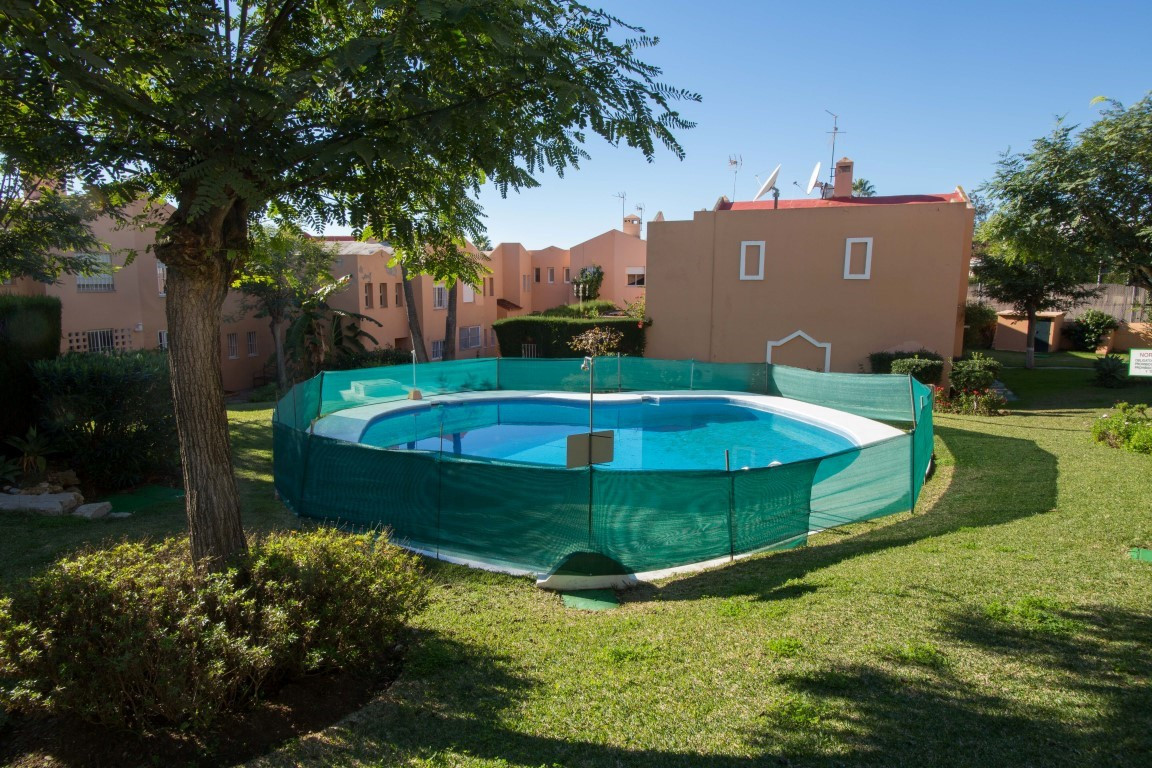 Townhouse, Diana Park, Costa del Sol. 3 Bedrooms, 1.5 Bathrooms, Built 100 m², Terrace 20 m².  Setti,Spain