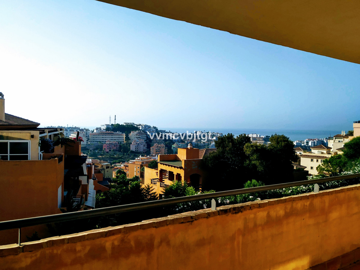 Middle Floor Apartment, Riviera del Sol, Costa del Sol. 2 Bedrooms, 2 Bathrooms, Built 88 m², Terrac,Spain