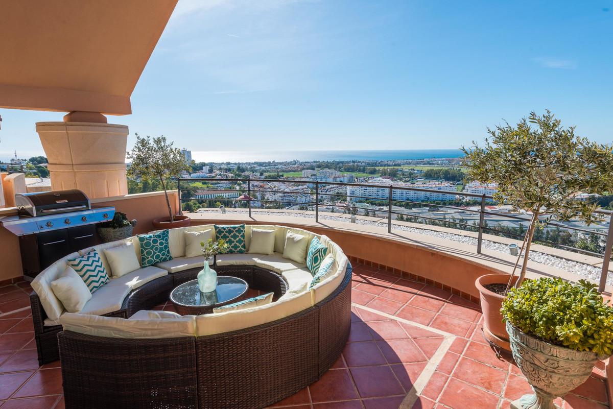 Penthouse en vente à Nueva Andalucía