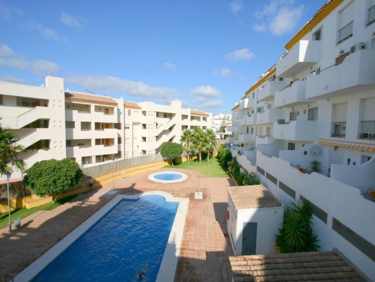 ***Furnished Village Apartment*** Nueva Manilva, in Manilva Pueblo is an established urbanisation of,Spain