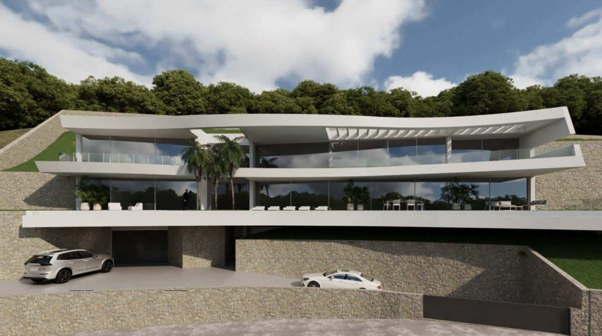Wonderful off-plan signature villa project in El Rosario with magnificent panoramic sea and mountain,Spain