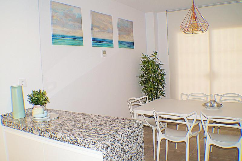 For sale beautiful apartment in Urb. Los Naranjos de Marbella, Nueva Andalucia, just 2 km from Puert,Spain