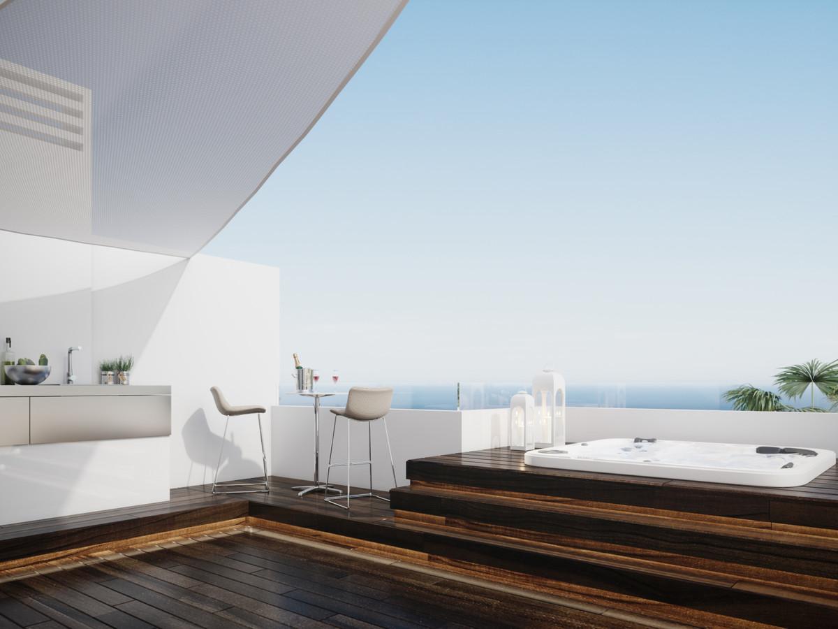 Domy w zabudowie szeregowej na sprzedaż w Benalmadena MV4518703