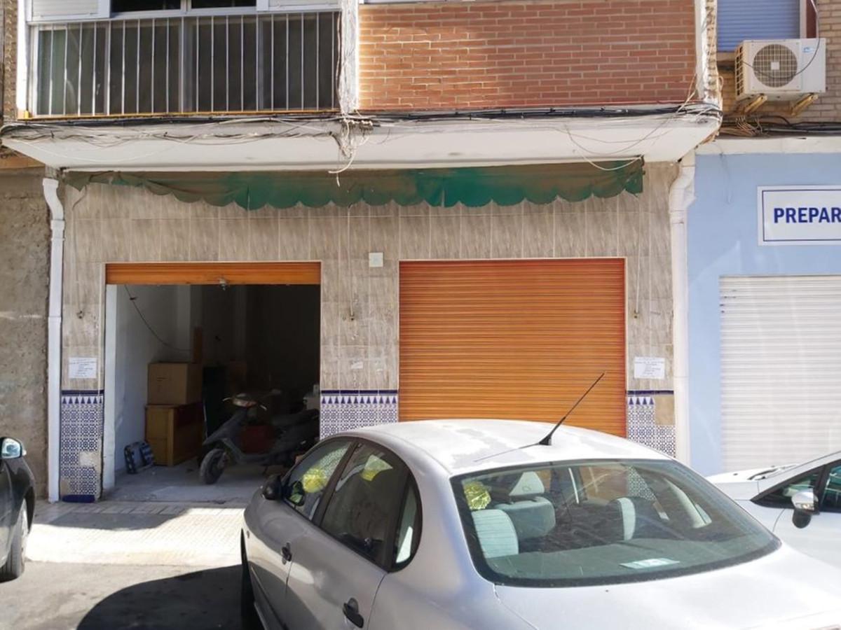 Commercial - Málaga Centro