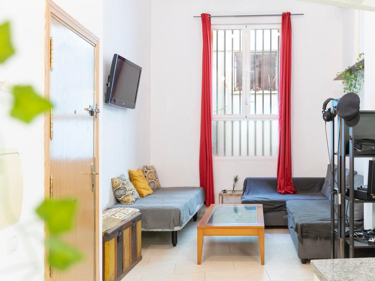 Beautiful loft studio in Lagunillas, right next to the Historic Center of Malaga. Spacious apartment,Spain