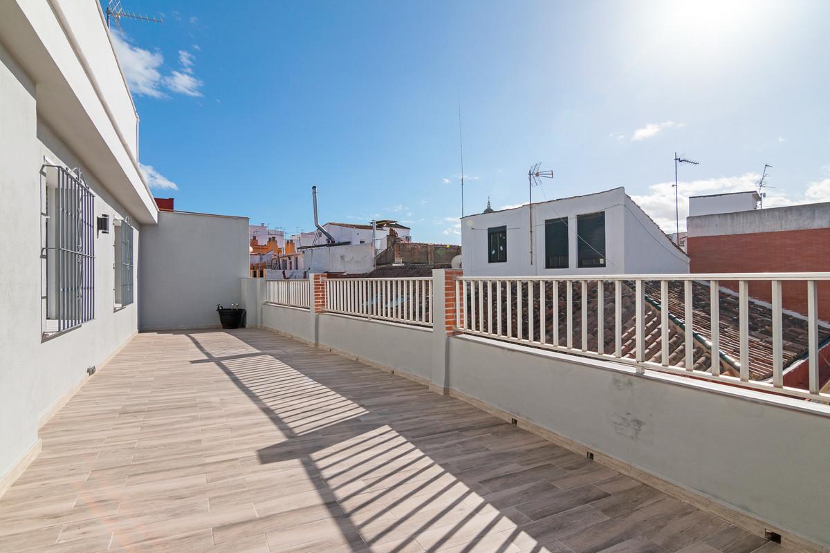 Appartement  Penthouse en vente   à Malaga Centro