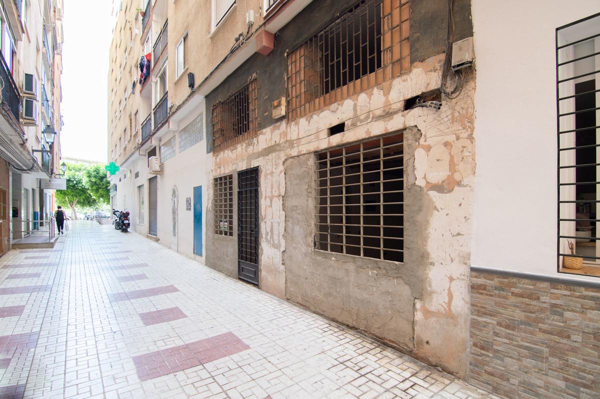 Estudio Planta Baja 1 Dormitorio(s) en Venta Málaga