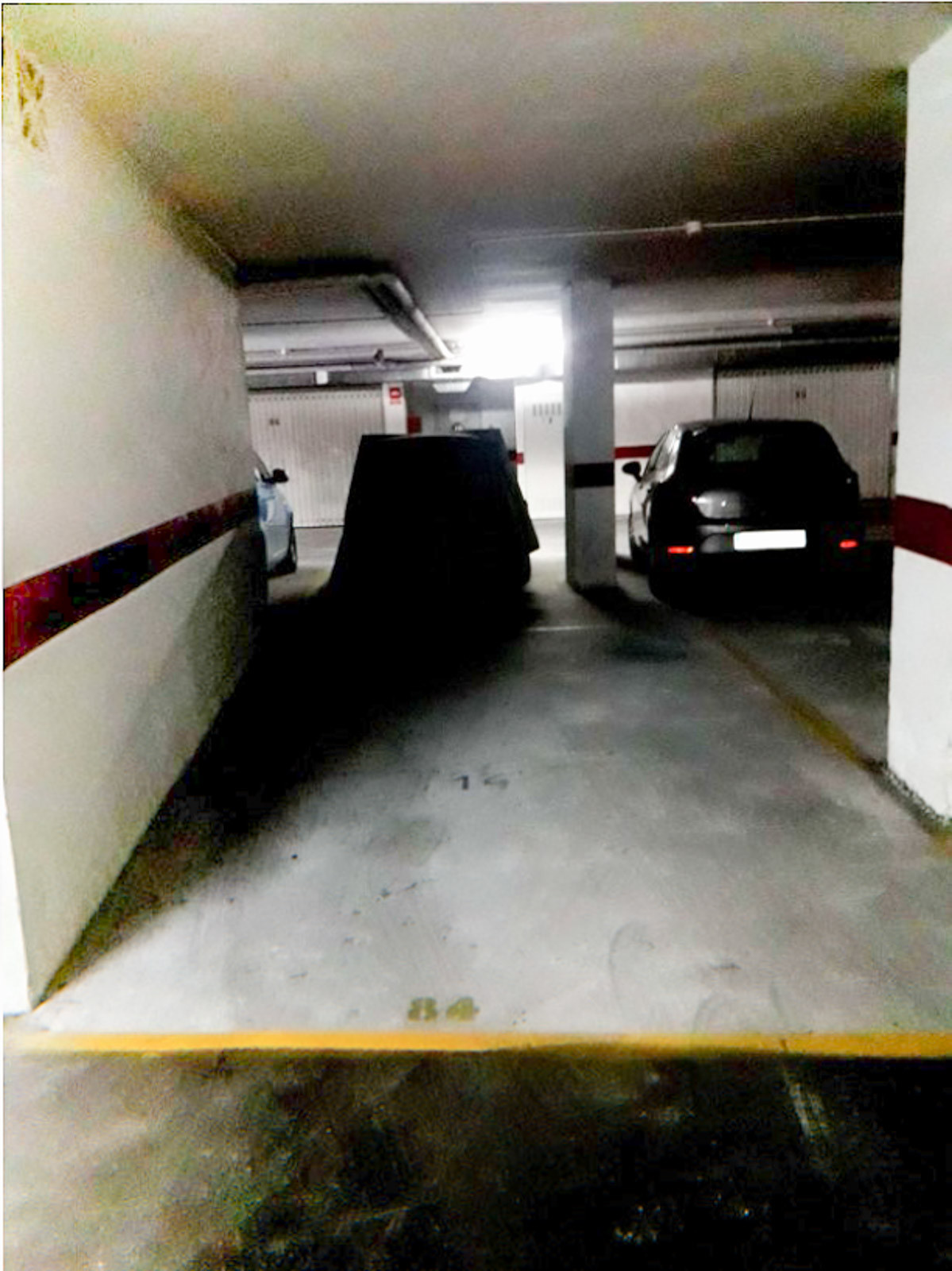 GARAGE PLAZA IN LAS PALMERAS DE ERASA URBANIZATION, BENALMADENA, MALAGA   Parking space of 14.75 m2,,Spain