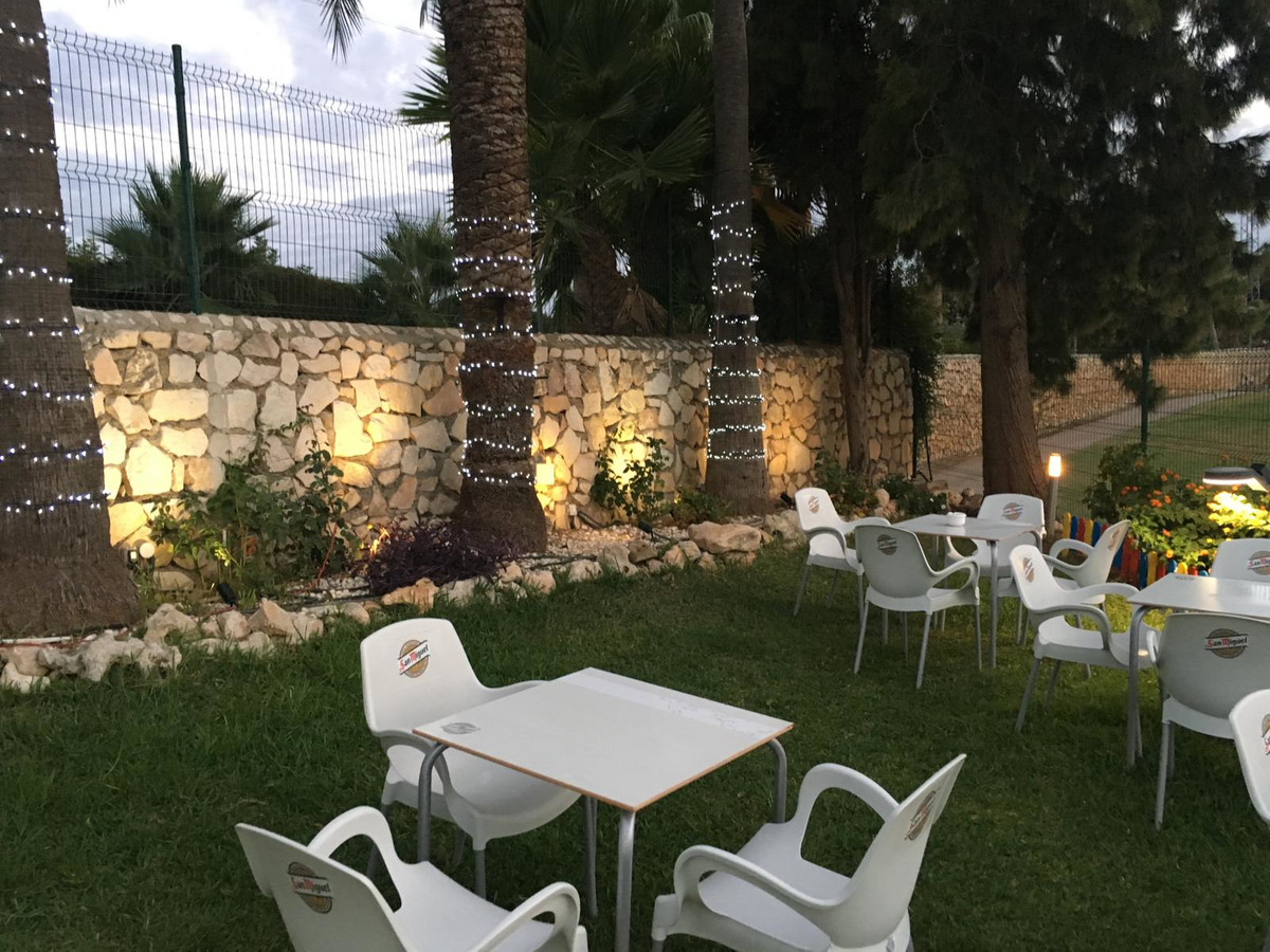 Restaurant For Sale Mijas Golf