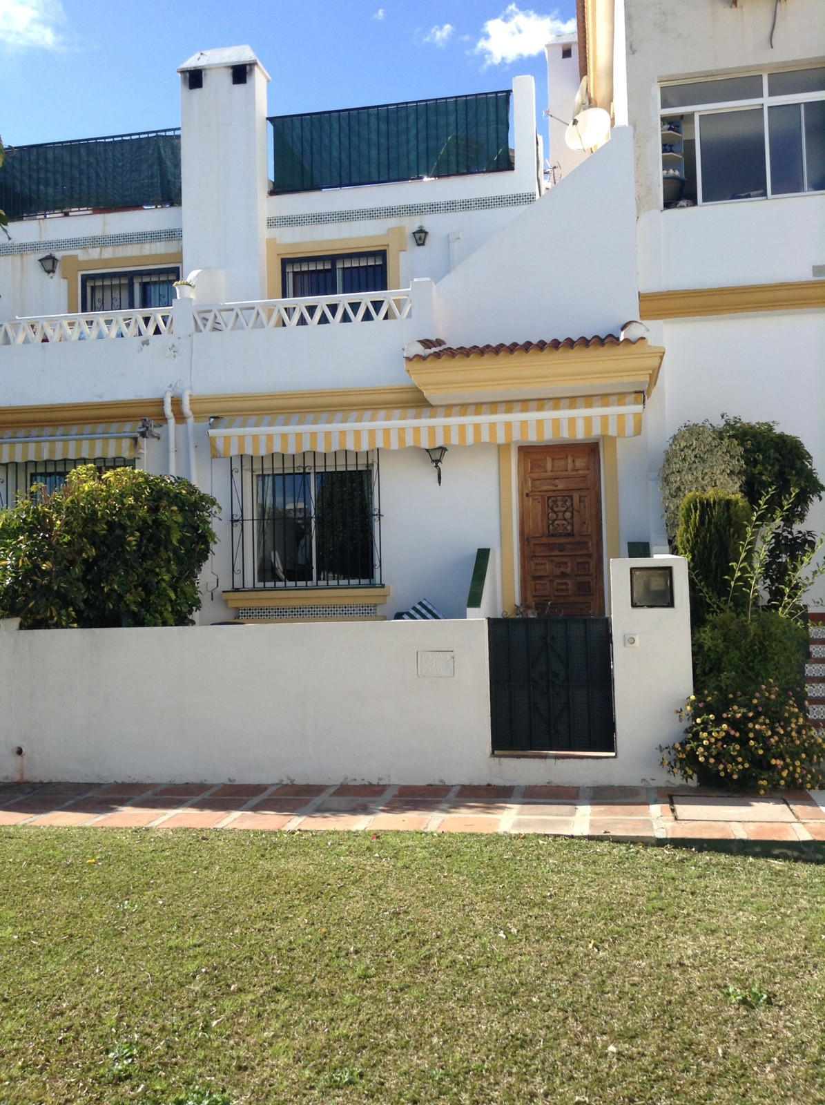 Lovely townhouse in Montemar, easy walking distance to all amenities, beach (650 m) Pinillo Train st,Spain