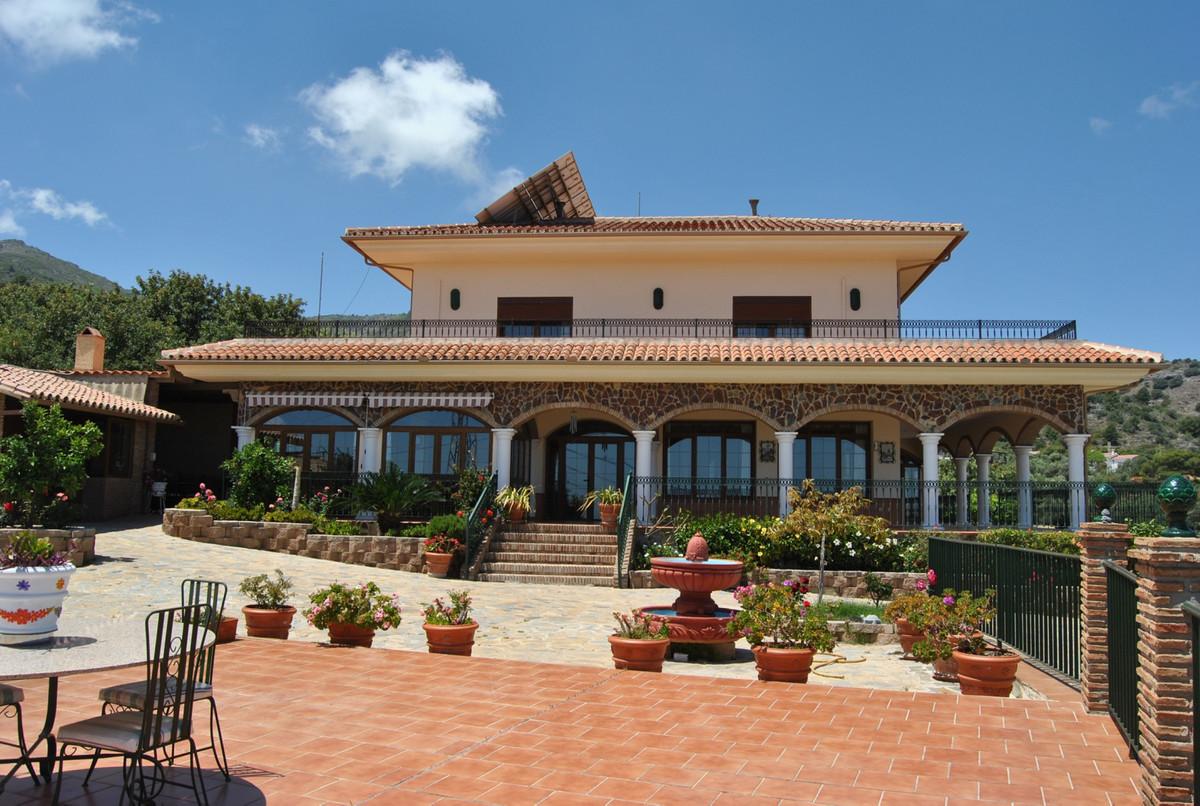 Detached Villa, Churriana, Costa del Sol. 6 Bedrooms, 3 Bathrooms, Built 945 m², Terrace 250 m², Gar,Spain