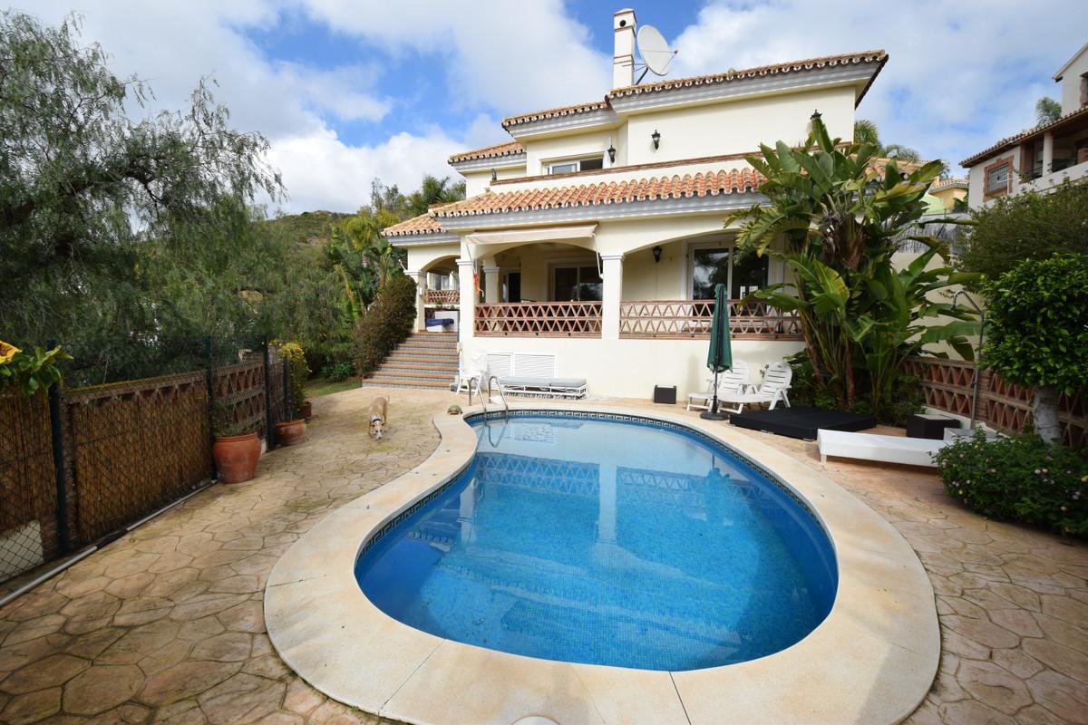 Well presented, modern family villa in the popular area of Torrenueva, a short stroll into La Cala, ,Spain