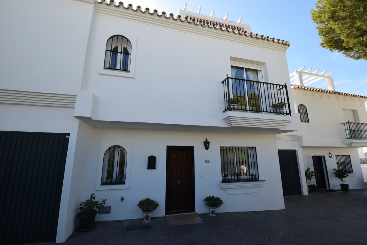 Townhouse in La Cala de Mijas