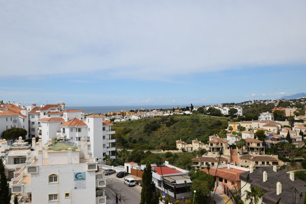 Excellent southwest facing views from this elevated apartment in a popular community.  Situated in a,Spain