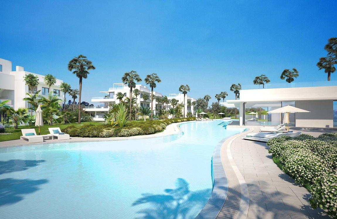 Cataleya in Atalaya Golf , Ground Floor Garden Apartment, Benahavis, Costa del Sol. 3 Bedrooms, 2 Ba,Spain